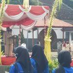 Walikota Blitar Pimpin Upacara Peringatan Hari Lahir Pancasila di Istana Gebang