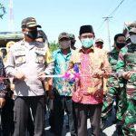 Wabup Raja'e Resmikan Kampung Tangguh di Dua Kecamatan Kabupaten Pamekasan