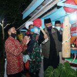 Walikota Blitar Resmikan Poskamling GRESS di Kelurahan Rembang