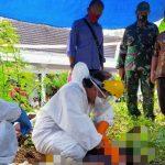 Diduga Serangan Jantung, Warga Blitar Ditemukan Meninggal di Kebun Pisang