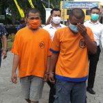 Baru Keluar Penjara, Dua Pria di Probolinggo Kembali Diringkus Gegara Sabu-sabu