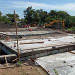 Proyek Gorong-gorong JLU Kota Probolinggo Belum Rampung