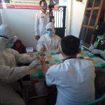 HUT Bhayangkara, Polres Jombang Gelar Rapid Test Gratis