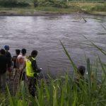 Terpeleset, Warga Tulungagung Lenyap Ditelan Arus Sungai Brantas