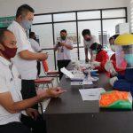 Jalani Rapid Test, 20 ASN Pemkab Jombang Reaktif Covid-19