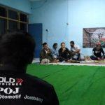 Lebaran Haji Ditengah Pandemi, Geng Motor Jombang Berbagi Hewan Kurban