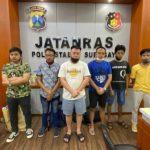 Polrestabes Surabaya Bongkar Sindikat Judi Online di Tiga Lokasi