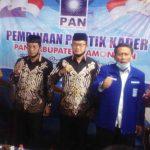 DPP PAN Rekom Yuhronur – Abdul Rouf di Pilkada Lamongan 2020