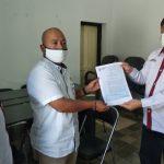 Serahkan SK ke Bawaslu Banyuwangi, PKPI Disarankan Jadi Partai yang Mengedukasi Masyarakat
