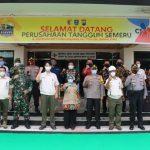 Bupati Jombang Resmikan PT CJI sebagai Perusahaan Tangguh Semeru