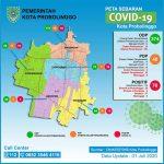 Pasien Positif Corona Tambah 16, Total 70 Kasus di Kota Probolinggo