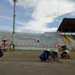 Rumput Sudah Diganti Berstandar FIFA, Stadion 10 November Surabaya Siap Sambut Piala Dunia U-20