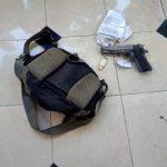 Senjata Dalam Tas, Ditemukan di Teras Rumah Warga Sidoarjo