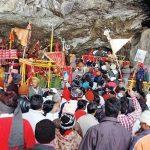India Izinkan Ibadah Bersama di Gua Amarnath Bagi Umat Hindu