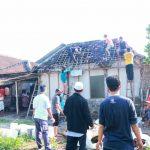 Banyak Rumah Tak Layak Huni, NH Zakatkita Gresik Turun Tangan