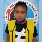 Tak Jera Pernah Dibui, Budak Narkoba di Surabaya Kembali Berulah
