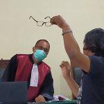 Menantu Bunuh Mertua di Sidoarjo, Istri Terdakwa: Nyawa Dibalas Nyawa