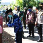 Bupati Busyro Terus Ingatkan Masyarakat Cegah Pandemi Covid-19 di Sumenep