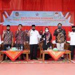 Walikota Blitar, Dialog Kebangsaan di Perpusnas Bung Karno