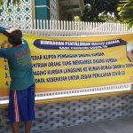 Idul Adha, Polresta Sidoarjo Mengimbau Penyaluran Daging Kurban Door to Door