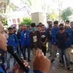 Aktivis PMII Lamongan Desak DPRD Hentikan Pembahasan Raperda RTRW