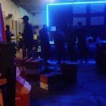 Polisi Gerebek Rumah Karaoke Berkedok Gudang di Sidoarjo
