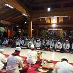 Ribuan Santri di Jember Ancam Duduki Pendapa Kabupaten