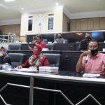 Covid-19, Hearing DPRD Jombang dengan Keluarga Pasien