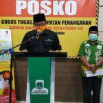 Covid-19, Tambah Tiga Positif, Warga Kabupaten Pasuruan Meninggal 35 Orang