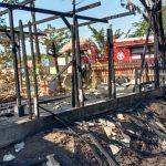 Gudang di Area Wisata BJBR Kota Probolinggo Ludes Terbakar