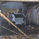 Mobil Fortuner di Pamekasan Terbakar, Sang Kiai Sedang di Luar Kota