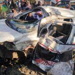 Mobil Tersambar Kereta Api di Lamongan, Sopir Luka Parah, Bocah Tewas di Lokasi