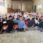 Jurnalis Center Pamekasan Kampanye Literasi Gadget di PP Ummul Quro Putri