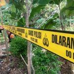 Heboh Mayat Lelaki Ditemukan di Ladang Jagung Blitar dengan Leher Terikat