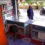 Penjaga Kios Pulsa Tertidur, Ponsel Raib Digondol Maling
