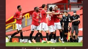 Liga Inggris, Manchester United Boleh Mimpi Liga Champions