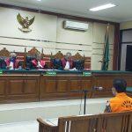 Mantan Ketua DPRD Tulungagung Dituntut 8 Tahun Penjara