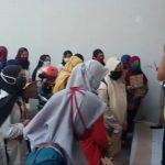Abaikan Protokol Kesehatan, Kerumunan Pelamar Kerja di Mojokerto Dibubarkan
