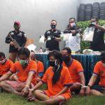Lingkaran Peredaran Narkoba Jaringan Lapas, Dibongkar Satreskoba Polrestabes Surabaya
