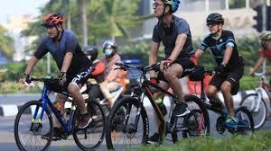 Bersepeda Bisa Sebabkan Pria Impotensi ? Waspadalah