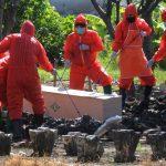 Positif Covid-19 Meninggal, Satu Warga Pilang Kota Probolinggo Dimakamkan di TPU Setempat