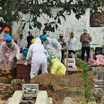 Perempuan PDP di Situbondo Meninggal, Keluarga Sempat Tolak Pemakaman Protokol Covid-19
