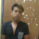 Mabuk Bikin Onar di Kawasan GOR Sidoarjo, Warga Jombang Diserahkan Polisi