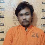 Gadaikan Sepeda Motor Teman, Pemuda 25 Tahun Dibekuk Polisi