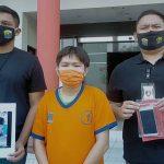 Pengunggah Video Hoaks Wanita Telanjang Dibekuk Polrestabes Surabaya