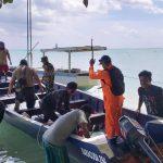 Dihempas Angin, Kapal Motor DJO Menghantam Karang di Perairan Sumenep