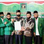 Pilkada Lamongan, PPP Berikan Rekom ke Yuhronur Efendi-Abdul Rouf