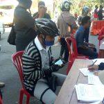 Ratusan Pengendara Motor Tak Bermasker di Jombang Terjaring Razia Satpol PP