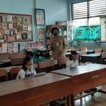 Minim Siswa, 28 SD di Tulungagung Digabung