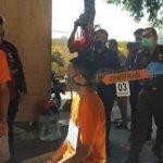 Polres Mojokerto Gelar Rekontruksi Kasus Pembunuhan Vina
